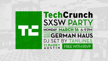 TechCrunch SXSW Party And Panels