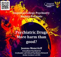 Psychiatric Drugs - More harm than good?