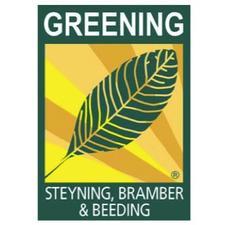 Greening Steyning logo
