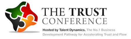 The TRUST Conference  with Stephen M R Covey - London...