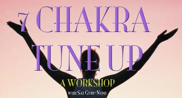 7 Chakra Tune Up with Nomi Davis