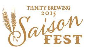 Saison & Farmhouse Invitational 2015 Trinity Brewing