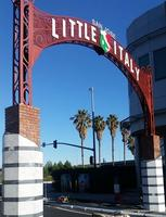 Little Italy Arch Unveiling Celebration