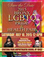 2015 Bronx LGBTQ Pride & Health Fair
