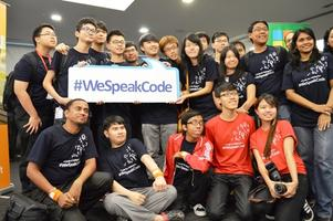 #WeSpeakCode Campaign by Microsoft (Min Age: 7 years...