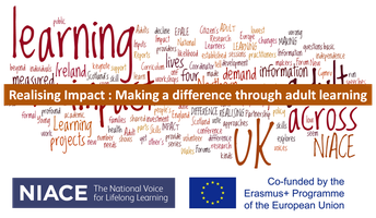 Realising Impact : Making a difference through adult...