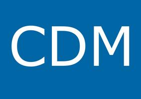 CDM  - an update on the Regulations, presented by...