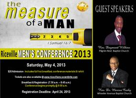 Riceville Mt. Olive Baptist Church 2014 Mens Conference