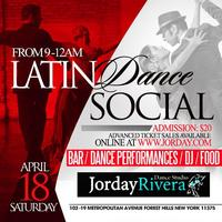 JRDS LATIN DANCE SOCIAL 4/18/15