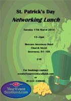 St.Patrick's Day Networking Lunch