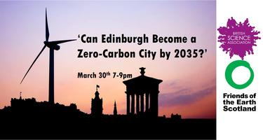 Debate: 'Can Edinburgh Become a Zero-Carbon City by...