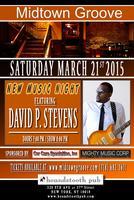 NYC NEW MUSIC NIGHT: David P. Stevens