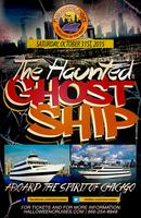 The Haunted Ghost Ship Aboard the Spirit of Chicago