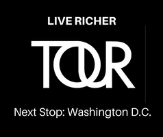 The Budgetnista is Coming to D.C.: LIVE RICHER Tour