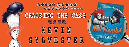Cracking The Case with Kevin Sylvester