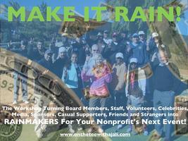 MAKE IT RAIN Charity Event Workshop