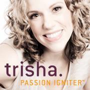 Trisha Miltimore. [Passion Igniter]  logo