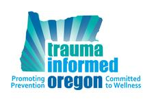 Trauma Informed Oregon logo
