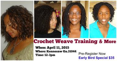 Crochet Weaving & More