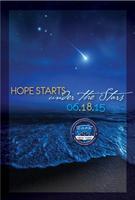 HOPE STARTS UNDER THE STARS