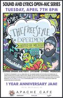The Freestyle Experiment Open-Mic 1 Year Celebration...