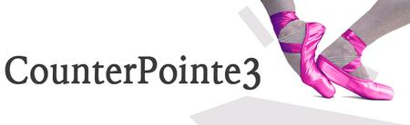 CounterPointe3: new work by women for pointe