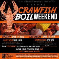 2015 B.E.S.T Houston Crawfish Boil Weekend