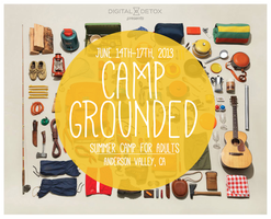 Camp Grounded - Summer Camp For Adults