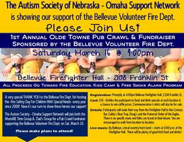 ASN-Omaha's PARENT DATE NIGHT in support of Bellevue...