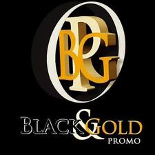 Black and Gold Promotions LLC logo