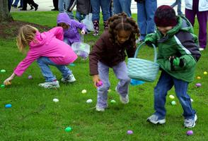 NYSoM PRESENTS EASTER EGGSTRAVAGANZA 2013