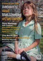 Child massage and sensory themed fun afternoon at...