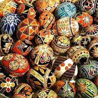 Ukrainian Easter Egg Pysanka Workshop - Fundraiser for...
