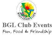 Baja Good Life Club logo