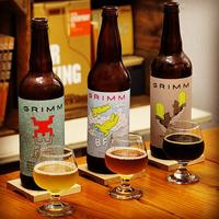Extra Special Beer Brunch with Grimm Artisanal Ales