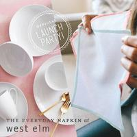 The Everyday Napkin by Bash Studio Pop-Up Launch Party...