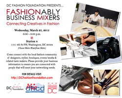 Fashionably Business Mixer: Connecting Creatives in...