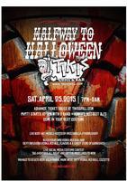 Tiki's Halfway to Halloween Party 2015