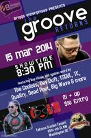 The Groove Returns feat TSoul, Dev Duff, The Coolots,...