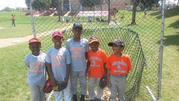 2015 Books and Baseball Summer Camp Session I