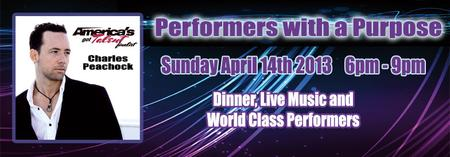 Performers With a Purpose Benefit for The Bridge,...