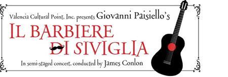 Giovanni Paisiello's Il Barbiere di Siviglia