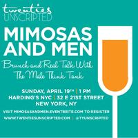 Mimosas and Men: Brunch & Real Talk With The Male...