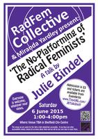No Platforming of Radical Feminists