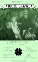 Boozy Bushwick presents St Patrick's Day Boozecrawl