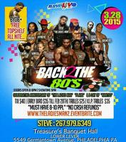 RSVP LIVE PRESENTS BACK TO THE 80'S MALE REVUE