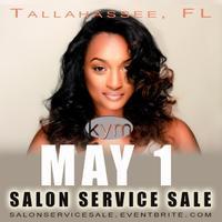 Tallahassee's Top Stylist Salon Service Sale!