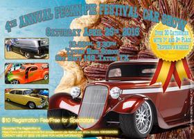 4th Annual Pecan Pie Festival Car Show