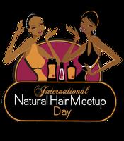 International Natural Hair Meetup Day (INHMD) in...