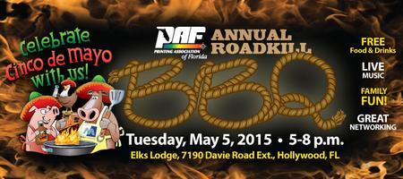 PAF Roadkill BBQ-SFL 2015